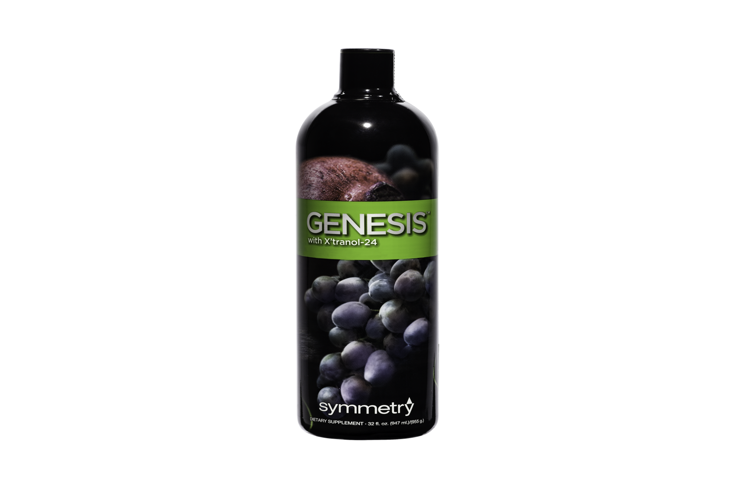 Purchase Genesis Bottle Now: Genesis™ - 32 fl.oz. bottle, aprox. 32 servings. All natural, Bible based nutritional supplement.